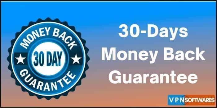 30 days money back gurrantee
