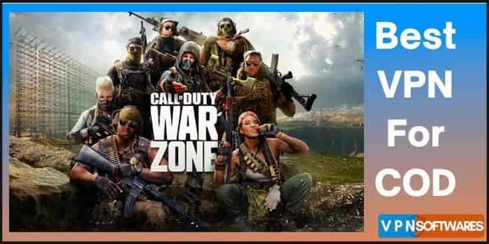Best VPN For Call of duty warzone