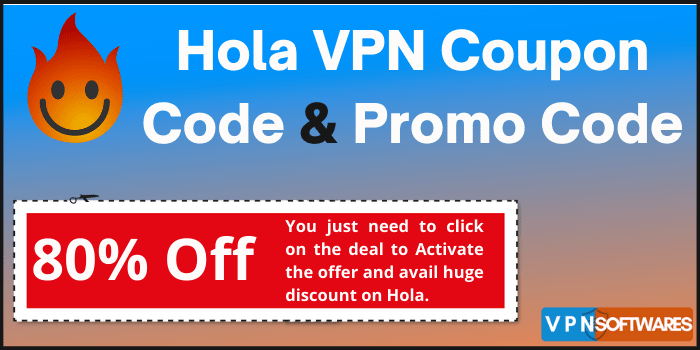 Hola VPN Coupon Code & Promo Code