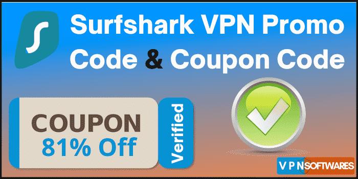 Surfshark VPN Promo Code & Coupon Code