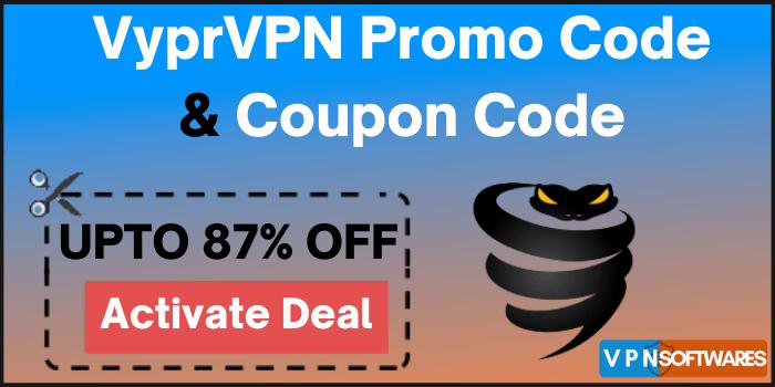VyprVPN Promo Code & coupon